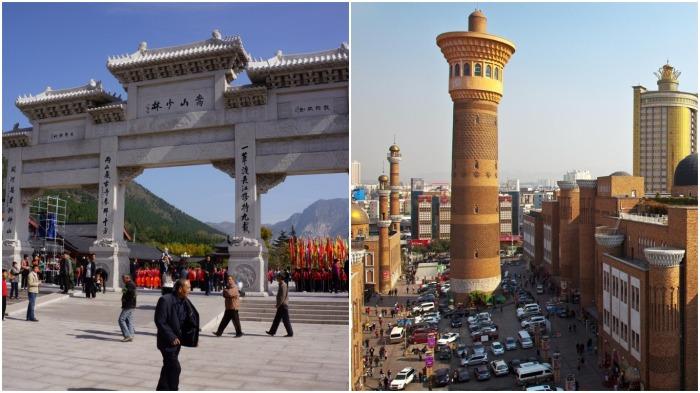 Если в Пекине полдень в 12:34, то на Западе он начинается только в 15:00 / Фото: russian.cgtn.com