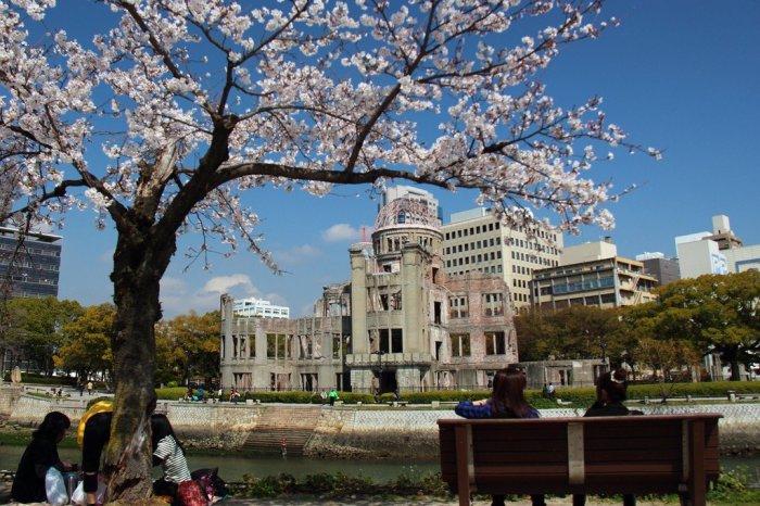 Сегодня в любом городе Японии можно жить, не боясь радиации / Фото: wikiway.com