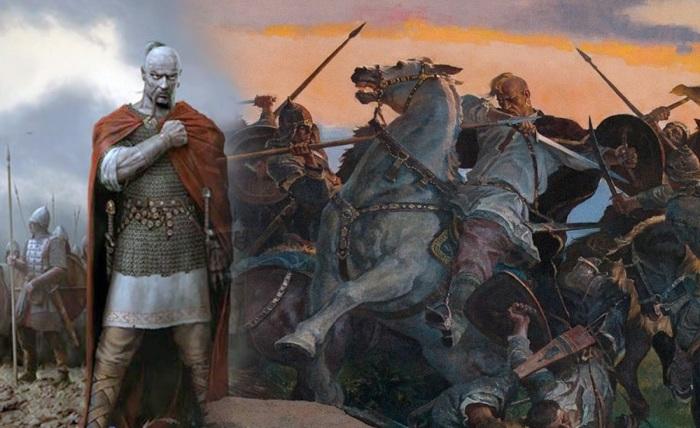Великий полководец князь Святослав Игоревич был очень похож на казаков / Фото: militaryexp.com