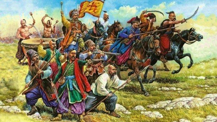 Идеологические последователи казачества считали, что чуб могут носить те, кто побывал в бою / Фото: yandex.by