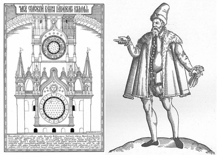 Первые часы создал Христофор Галовей / Фото: ruxpert.ru