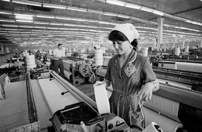 Жителей Иваново обеспечивала трикотажем местная фабрика / Фото: yandex.com