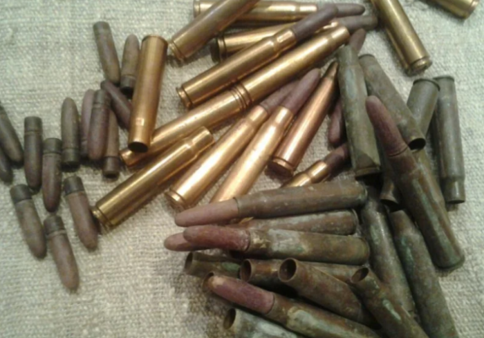 Под конец войны немцы начали производить деревянные патроны из-за нехватки свинца / Фото: manblog.uhouse.ru