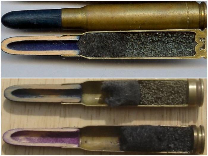 Деревянные пули использовали при отработке стрелковых навыков / Фото: yaplakal.com