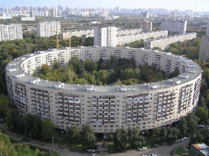 Девятиэтажки в СССР были 28 метров в высоту / Фото: posydenky.lvivport.com