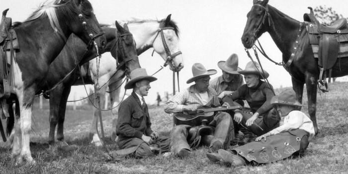 На ковбоях держались поселения американцев на Диком Западе / Фото: e-news.su