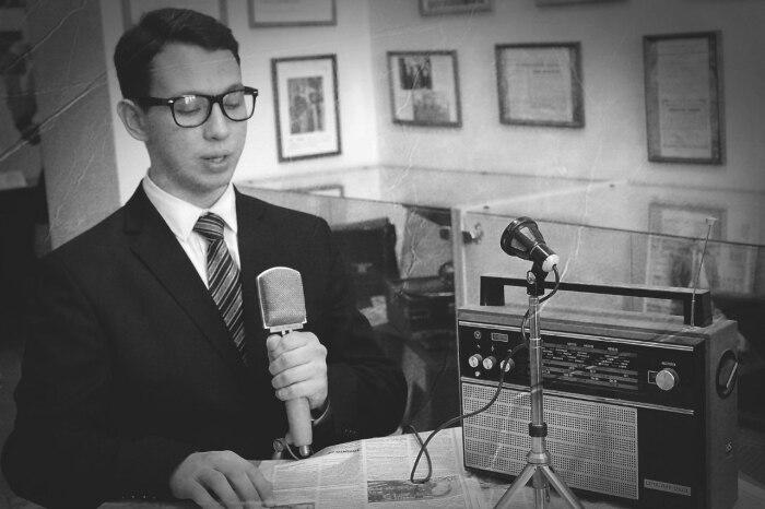 Знаменитый Юрий Борисович Левитан (он же Юдка Беркович) карьеру диктора сделал практически случайно / Фото: newsroom.susu.ru