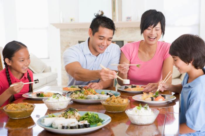 Японцы едят немного мяса и небольшими порциями / Фото: fokus-vnimaniya.com