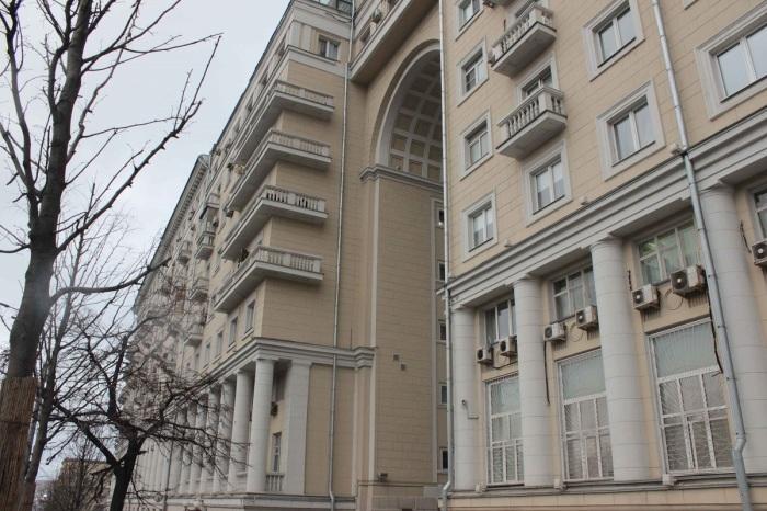 Здание значительно отличалось от аналогов того времени / Фото: cao.today