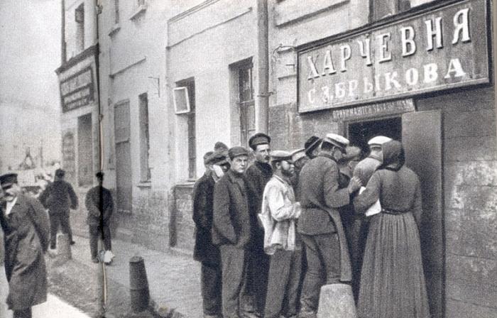 В недорогом трактире можно было плотно поесть всего за 10 копеек или 580 рублей на наши деньги / Фото: smolbattle.ru