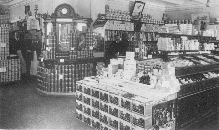 Если рассматривать цены на продукты с позиции современных, то они были просто космическими / Фото: a.kras.cc