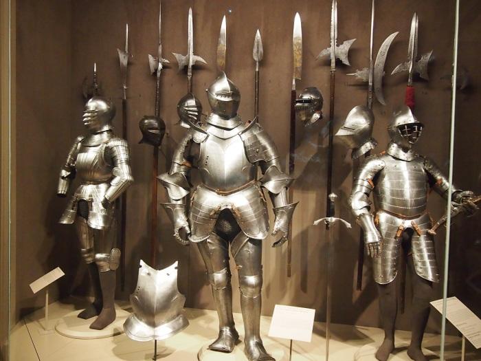 В музеях преимущественно выставляют реплики или реконструкции / Фото: dees-stribling.com