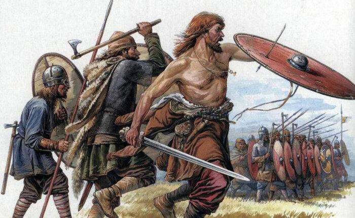 Удлиненный вариант штанов ассоциировался у римлян с варварами / Фото: historicaldis.ru