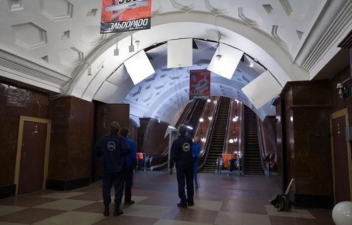 Такие заслоны надежно защищают людей даже при прямом попадании снаряда / Фото: drive2.ru