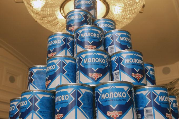 Сгущенное молоко использовалось для крема / Фото: ok-inform.ru