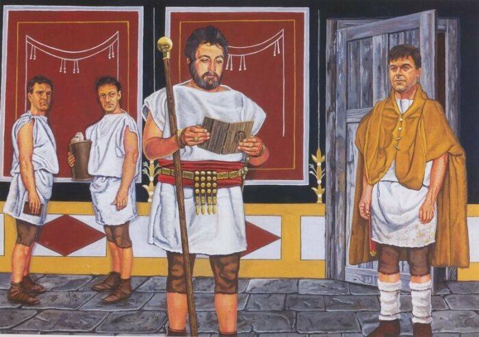 «Ефрейторы» существовали и в Древнем Риме, правда, называли их иначе: бенефициарии, иммуны / Фото: warspot.ru