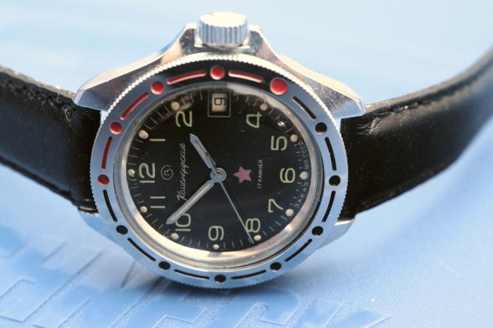 Командирские часы стали культовым товаром / Фото: thewatchforum.co.uk