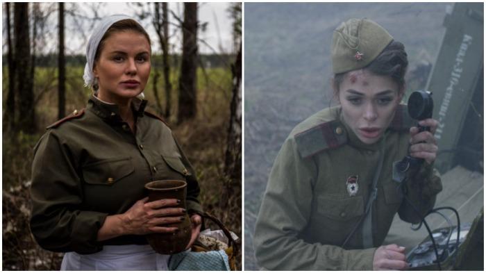 На экране же мы видим ухоженных девушек с нежными руками, которые явно прибегали к услугам пластических хирургов, косметологов / Фото: spletnik.ru