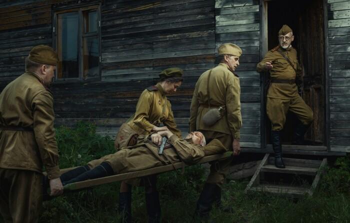 Несмотря на полевые условия, одежда у них остается не только чистой, но еще и выглаженной / Фото: goodfon.ru