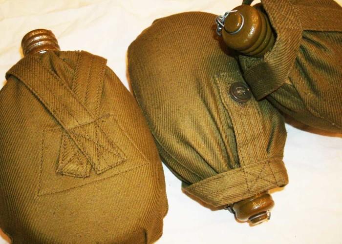 Фляга в чехле дольше сохраняет температуру / Фото: guns.allzip.org