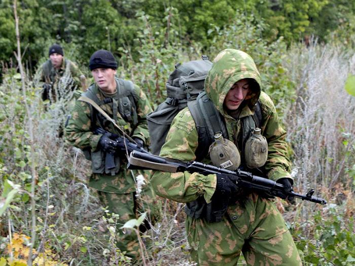Вода - стратегически важный продукт для солдата в условиях военных действий / Фото: forum.greyguard.ru