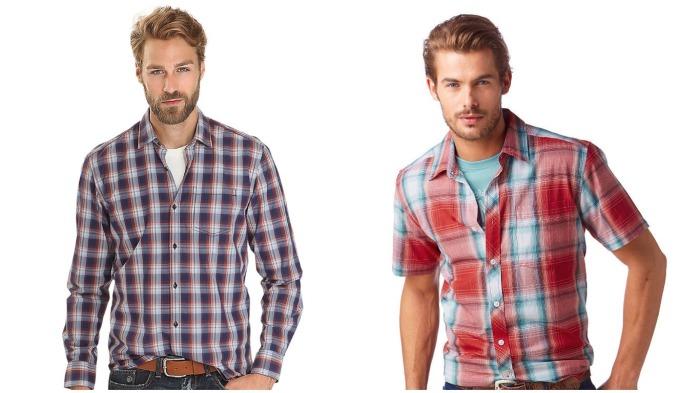 Мужчины в США носят футболки под рубашку отнюдь не из-за желания прикрыть торс / Фото: yandex.ua