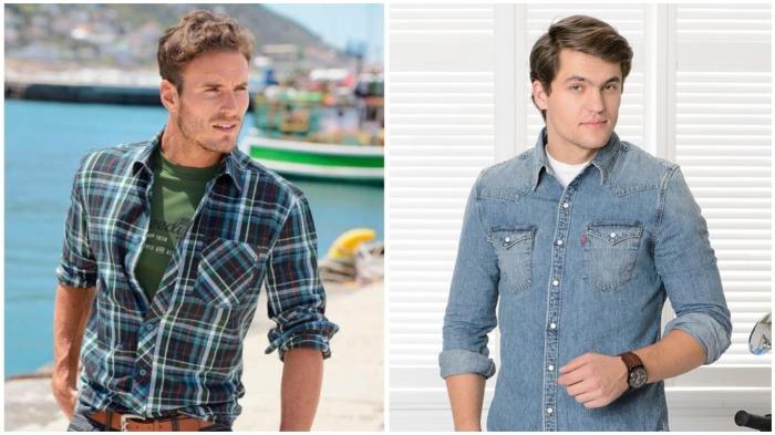Любовь американцев к футболкам не зависит от материала, из которого изготовлена рубашка / Фото: otvet.mail.ru