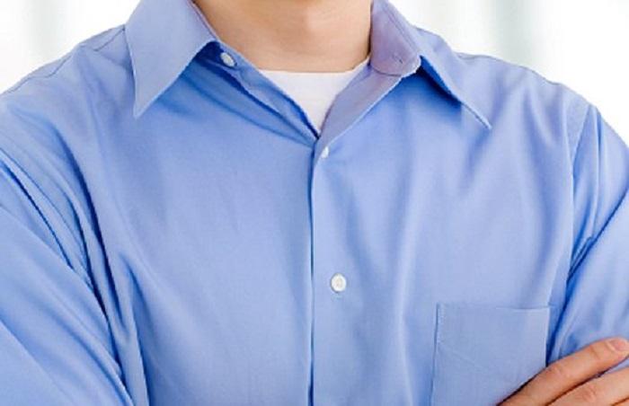 Американские мужчины предпочитают белые футболки цветным / Фото: yepman.ru