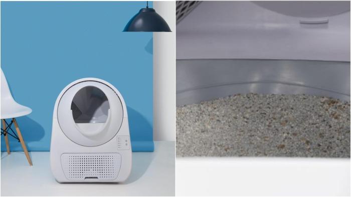 Существуют даже модели с датчиками, определяющими состояние здоровья питомца / Фото: gagadget.com