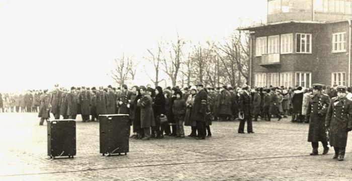 После того, как наши войска покинули Германию, городки начали сносить / Фото: vexillographia.ru