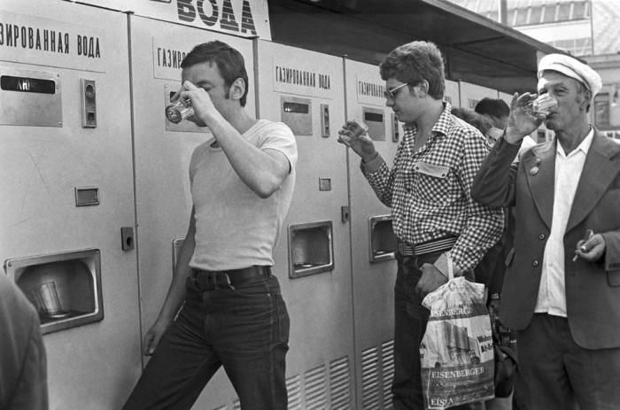 В Москве в середине 50-х количество автоматов составляло более 10 тысяч единиц / Фото: econet.ua