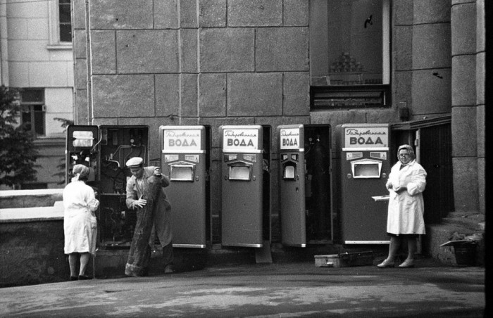 В девностых обслуживание автоматов прекратилось / Фото: j-e-n-z-a.livejournal.com