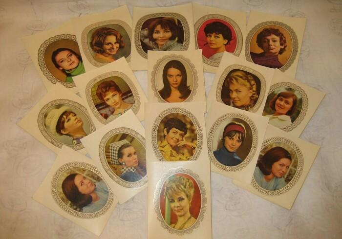 В СССР многие желали купить такие наклейки / Фото: da-pensioner.livejournal.com