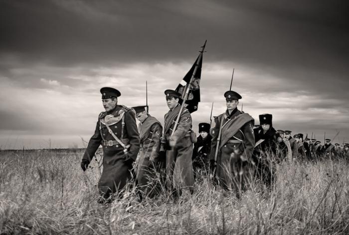 Немало бывших царских офицеров делали выбор в пользу большевиков, так как видели в них возможность того, что и армия, и государство будут сохранены / Фото: donskoy-museum.com