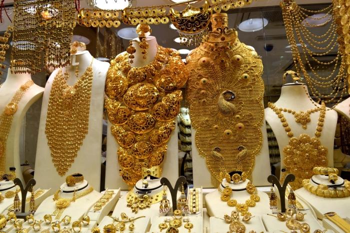 Золото у арабов издавна является лучшей инвестицией / Фото: rama909.livejournal.com