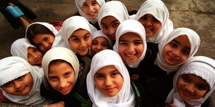 Арабских девочек с раннего возраста воспитывают так, что необходимо быть покорной и послушной женой / Фото: opupenno.ru