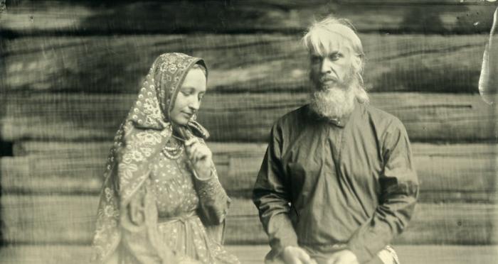 Отказаться от сожительства со свекром девушка, исходя из своего положения в обществе, не могла в принципе / Фото: perunica.ru