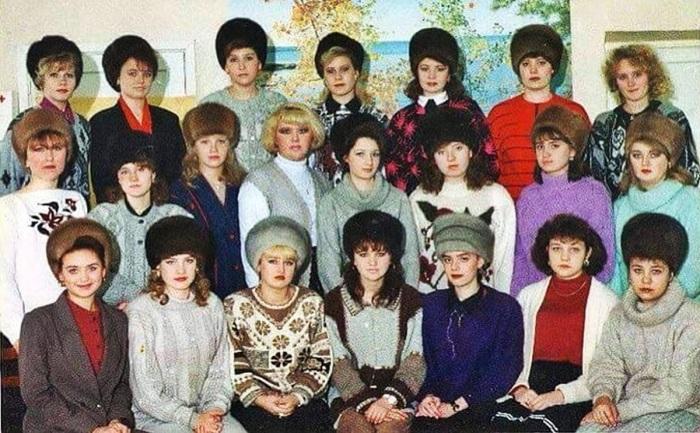 Таким дорогостоящим приобретением каждая женщина в СССР гордилась как ничем другим / Фото: von-hoffmann.livejournal.com