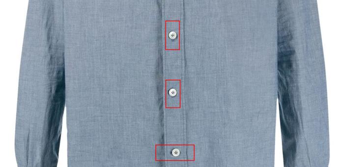Если все петли будут вертикальные, по при малейшей нагрузке они будут расстегиваться / Фото: needee.ru