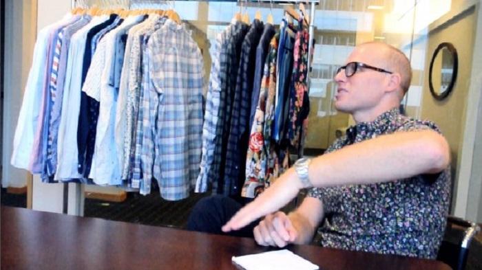 Крис Олбердинг объясняет наличие горизонтальной петли повышением способности выдерживать усиленные нагрузки / Фото: fashionjunkie.ru