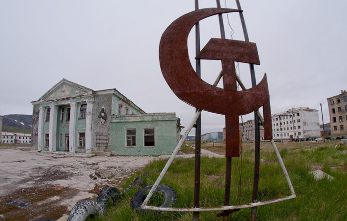 Жители Иультина с трудом выживали в годы ВОВ / Фото: pics.ru