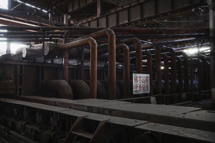 Ввиду утери интереса к отрасли многие фабрики и заводы превратились в заброшки / Фото: loveopium.ru