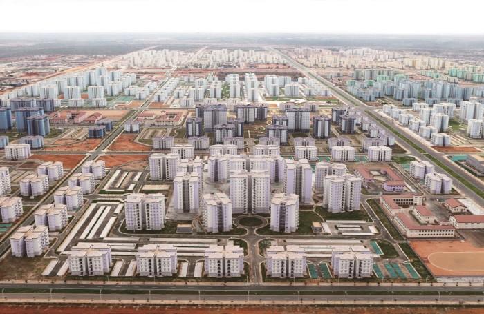 Количество пустующих китайских городов более пятидесяти / Фото: www.sonar2050.org