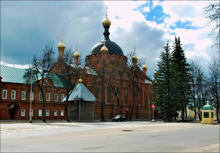 Посетить закрытый город можно в качестве паломника / Фото: sobory.ru