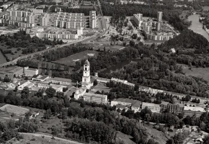 В 1947 году город Саров был убран со всех карт / Фото: twitter.com