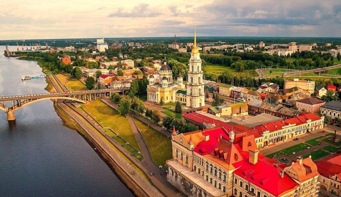 Свое название Рыбинск получил не сразу: Рыбинск, Щербаков, Рыбинск, Андропов, Рыбинск / Фото: youtube.com