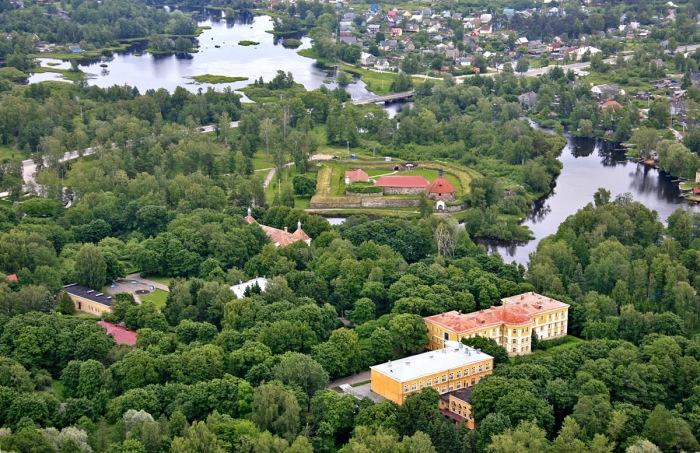 У Приозерска было семь наименований: Корела, Кексгольм, Корела, Кексгольм, Кякисалми, Кексгольм, Приозерск / Фото: postila.ru