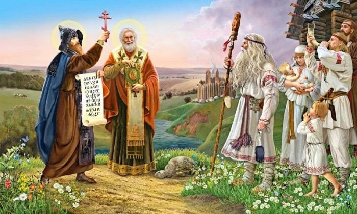 Выражение «гой еси» – это обращение к тому, кто идет по собственному пути (имеется в виду внутренний путь) / Фото: svarga.dp.ua