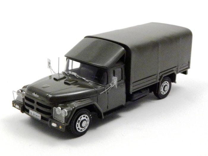 В 1980 году появился усовершенствованный грузовик ЗИЛ-113Г / Фото: mkm-143.ru