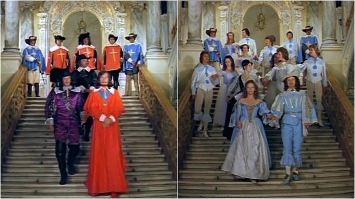 И гвардейцы кардинала, и мушкетеры короля существовали в реальности, однако первые считались лучшими в военном деле / Фото: dnr-uncut.livejournal.com